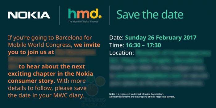 HMD Global вновь напоминает о премьере смартфонов Nokia на MWC 2017 – фото 2