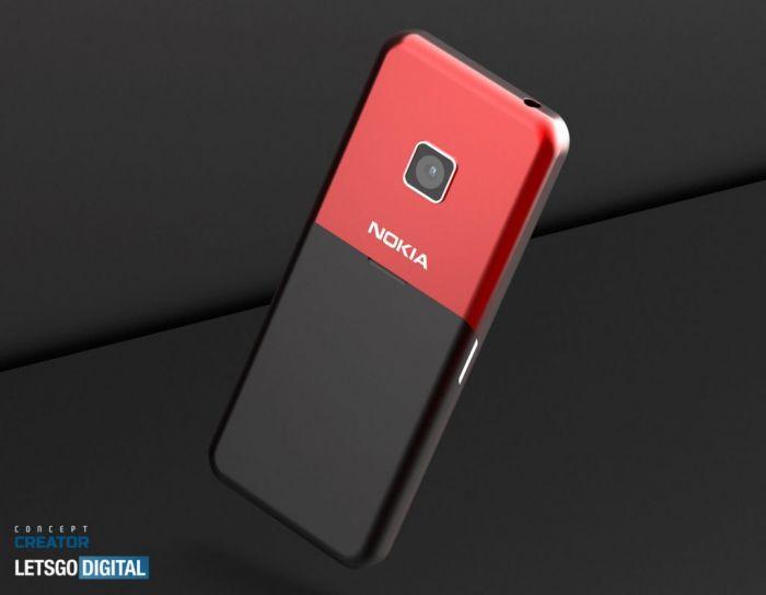 Ностальгический Nokia 6300 на рендерах – фото 2