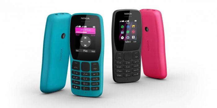 Представлена простая звонилка Nokia 110 и защищенный Nokia 800 Tought