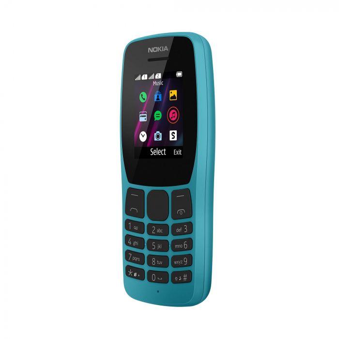 простая звонилка Nokia 110 и защищенный Nokia 800 Tought