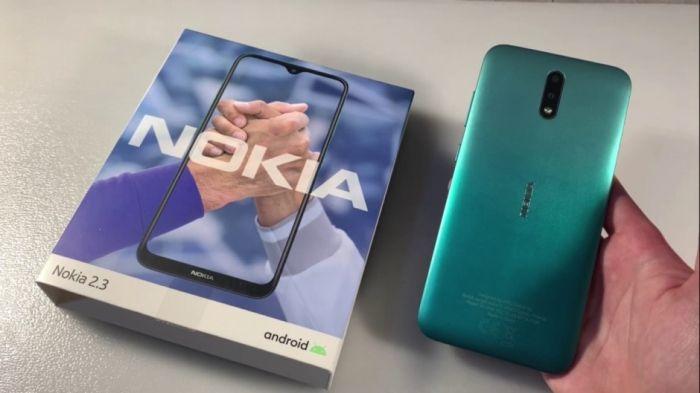 Готовится к выходу следующее поколение бюджетника Nokia 2.3 – фото 1