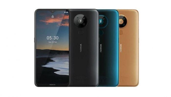 Nokia 5.3 доберется до рынка Индии только в этом месяце – фото 1