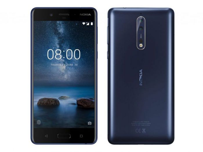 DxOMark: Nokia 8 как камерофон не рекомендовать – фото 1