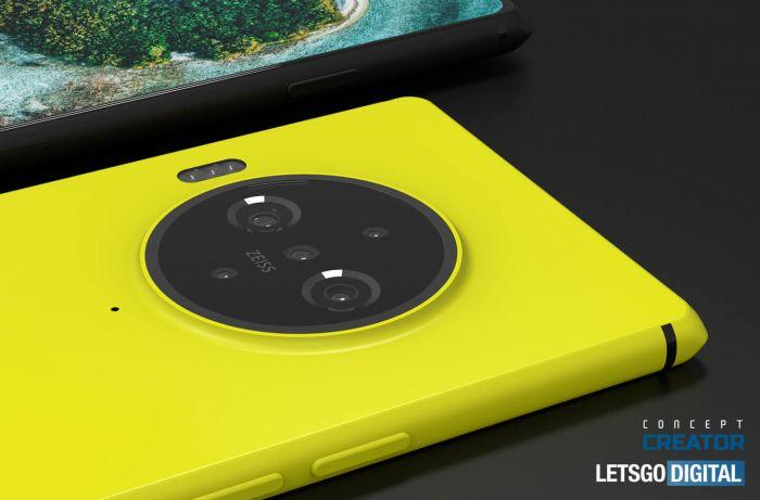Возможный Nokia 9.3 PureView