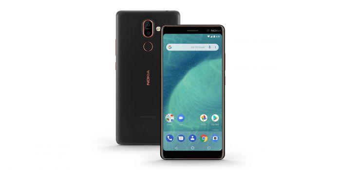 Nokia 7 Plus получает обновление до Android 9.0 Pie – фото 2