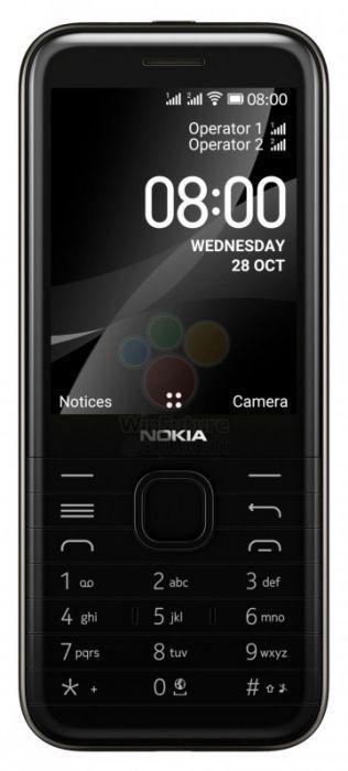 Изображение Nokia 8000: благородная звонилка – фото 1
