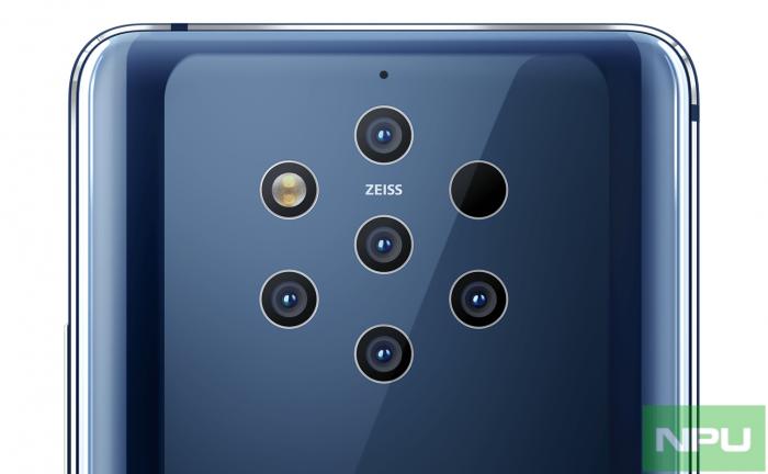 В рядах флагманов замена: вместо Nokia 9.1 PureView может дебютировать Nokia 9.2 PureView