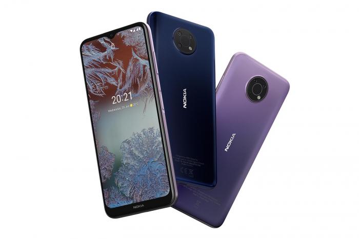 Анонс Nokia G10 и Nokia G20: Android 11 и емкие батарейки – фото 1