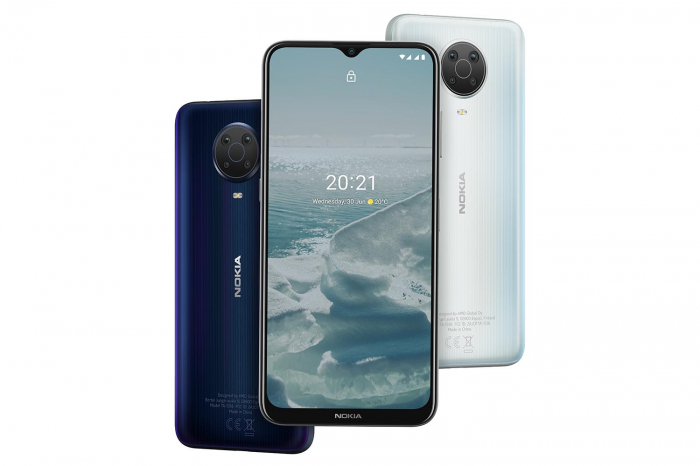 Анонс Nokia G10 и Nokia G20: Android 11 и емкие батарейки – фото 2