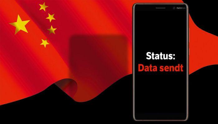 За владельцами Nokia 7 Plus следили и данные отправляли на сервер в Китае – фото 1