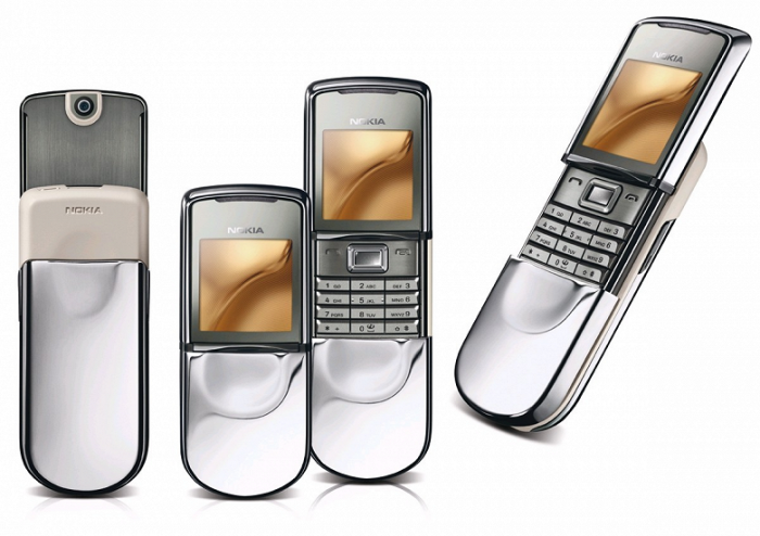 Характеристики Nokia 6300 и Nokia 8000: обычные звонилки – фото 1