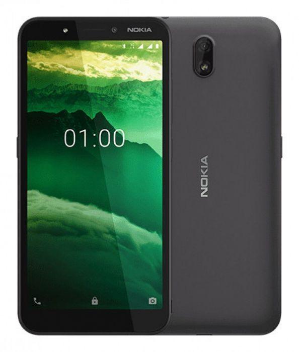 Nokia C1 бюджетник