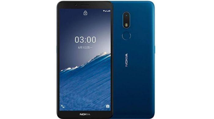 Nokia C3 в Китае