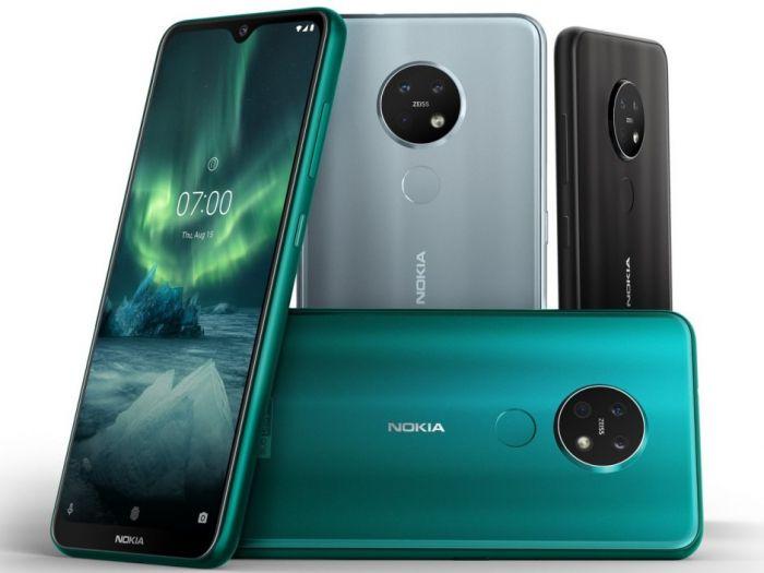 Nokia планирует выпустить как минимум 5 смартфонов до конца года – фото 1
