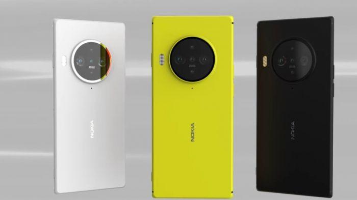 Предыдущий вариант Nokia 9.3