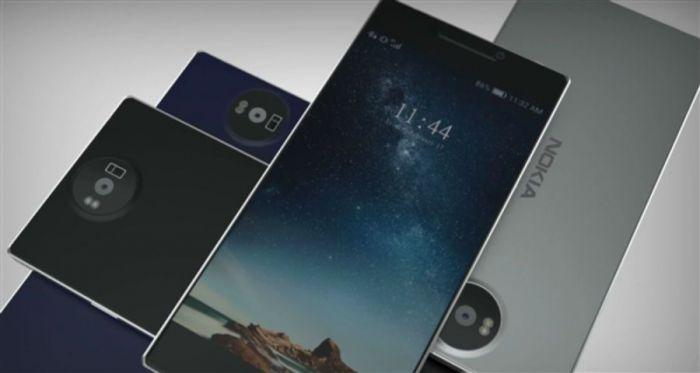 Флагманский Nokia с процессором Snapdragon 835 показался в коллекции рендеров – фото 7