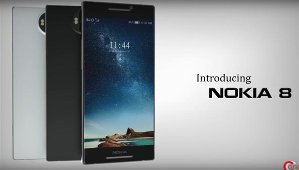 Флагманский Nokia с процессором Snapdragon 835 показался в коллекции рендеров – фото 6