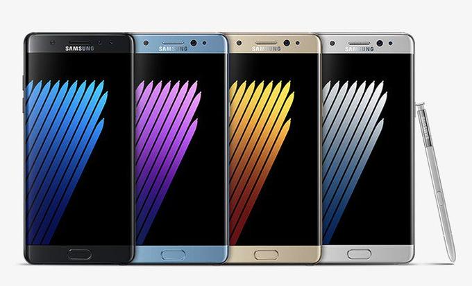 Samsung Galaxy Note 7: премиальный фаблет дебютировал – фото 2