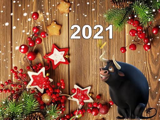 С Новым 2021 годом! – фото 1