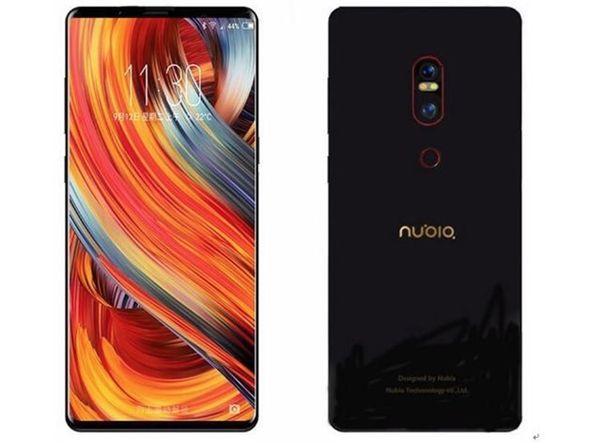Nubia тизерит название безрамочного смартфона – фото 2