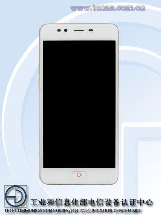 Nubia Z17 mini (NX573J) с 5,5-дюймовым дисплеем и 13 Мп основной камерой сертифицирован в Китае – фото 3
