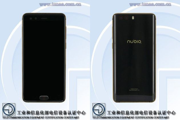 Дизайн Nubia Z17S и Nubia Z17 mini S рассекретили накануне анонса – фото 2