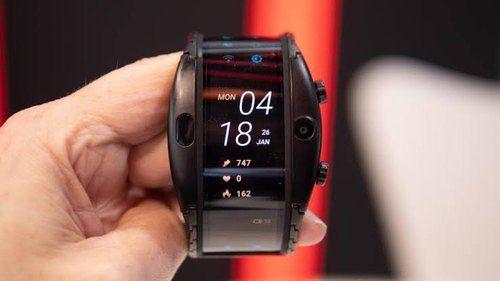 Еще одни часы, но очень экстравагантные. Nubia Watch доступны для предзаказа. – фото 3