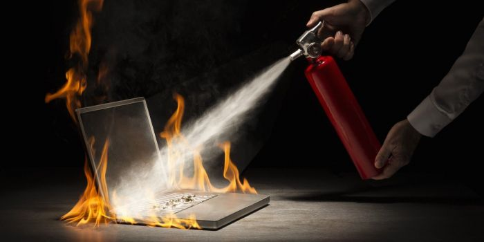 Аккумуляторы ноутбуков HP взрываются! Компания отзывает свои продукты – фото 1