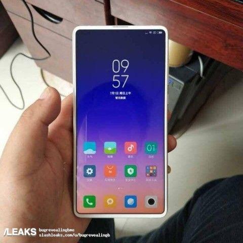 Назвали предполагаемую дату анонса Xiaomi Mi Mix 3 – фото 2