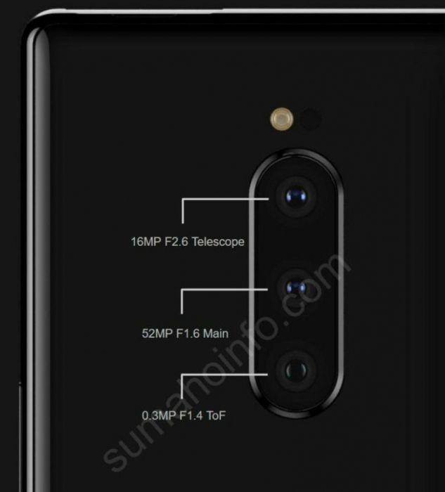 Камера Sony Xperia XZ4 идет на рекорд. Но разрешение скромнее 66,6 Мп – фото 1