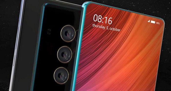 Безрамочный Xiaomi с камерой под экраном – фото 2