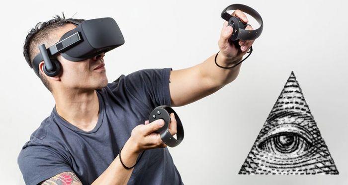 В контроллерах Oculus нашли неудачные «пасхалки» – фото 1