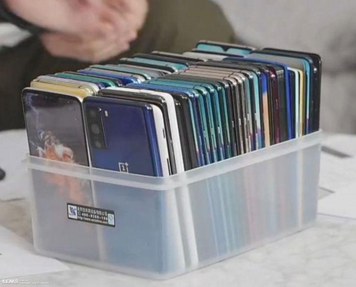 Рендер и фото OnePlus 8 Lite – фото 3
