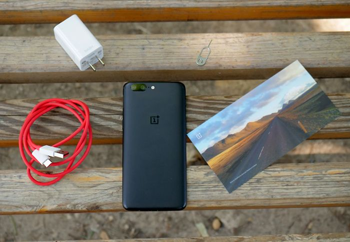 Комплектация OnePlus 5