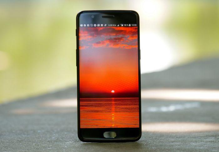 Внешний вид OnePlus 5