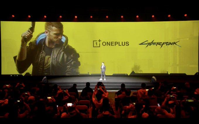 CyberPunk 2077 OnePlus 8T