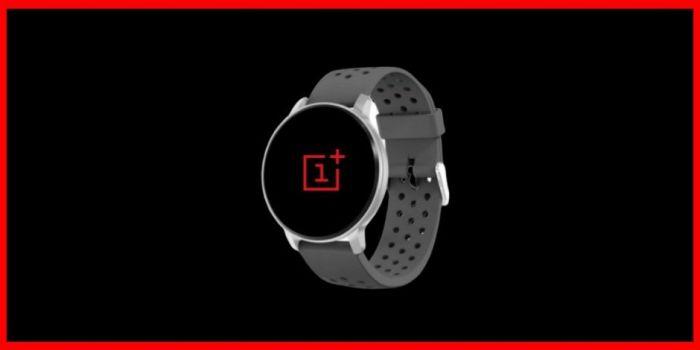 Концепт OnePlus Watch