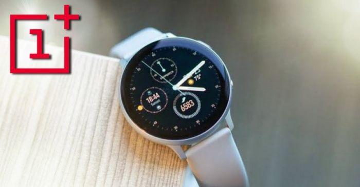 OnePlus Watch прототип