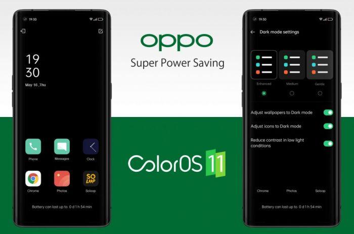 Представлена ColorOS 11: первая оболочка на Android 11 – фото 4