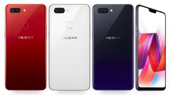 Oppo R15: официальные пресс-изображения и характеристики – фото 2