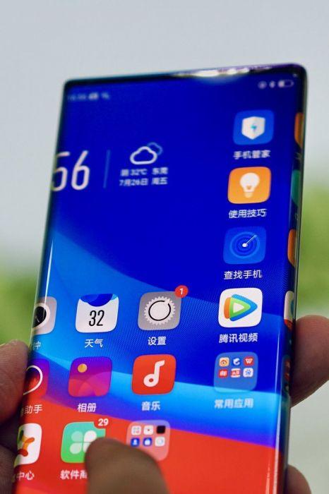 Oppo анонсировала смартфон с «дисплеем-водопадом» – фото 6