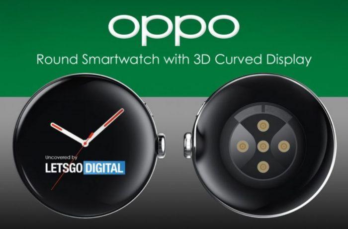 Oppo Watch превью