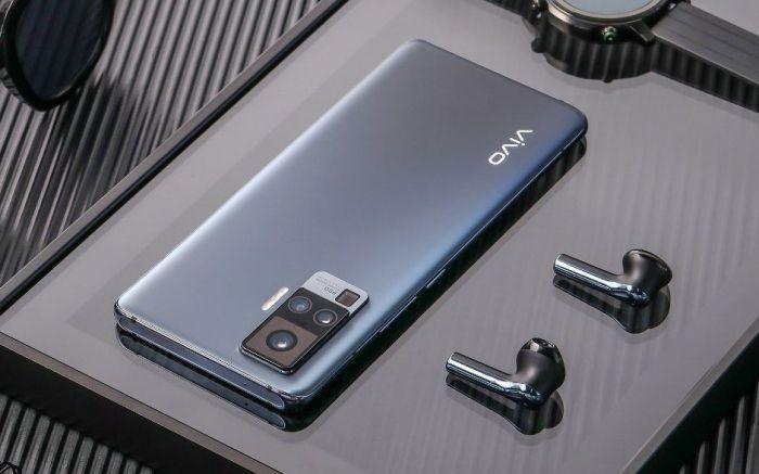 Vivo X50 Pro+ Александр Ван