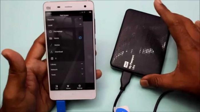 Как включить OTG (ОТГ) на Xiaomi – фото 2