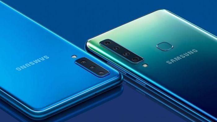 Представлен первый четырехкамерный смартфон Samsung Galaxy A9 (2018) – фото 1