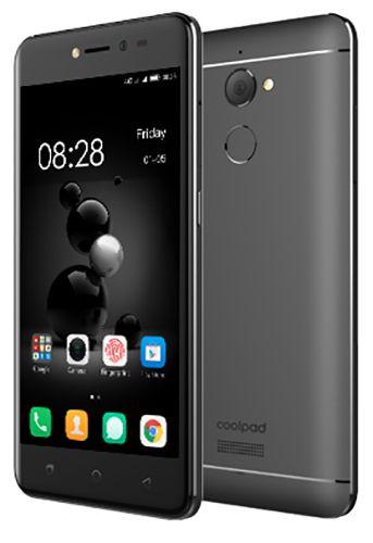 Coolpad Conjr – 5 дюймовый металлический смартфон с 13 Мп камерой – фото 1