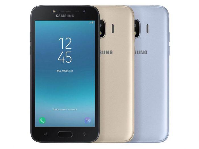 Samsung Galaxy J2 Pro (2018) — смартфон с худшей камерой по версии DxOMark – фото 1