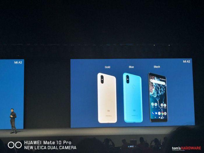 Дебют Xiaomi Mi A2 и Mi A2 Lite: дуэт на «чистом» Android – фото 3
