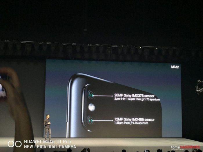 Дебют Xiaomi Mi A2 и Mi A2 Lite: дуэт на «чистом» Android – фото 2