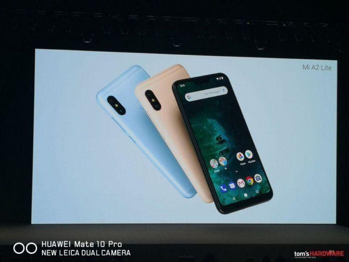 Дебют Xiaomi Mi A2 и Mi A2 Lite: дуэт на «чистом» Android – фото 4